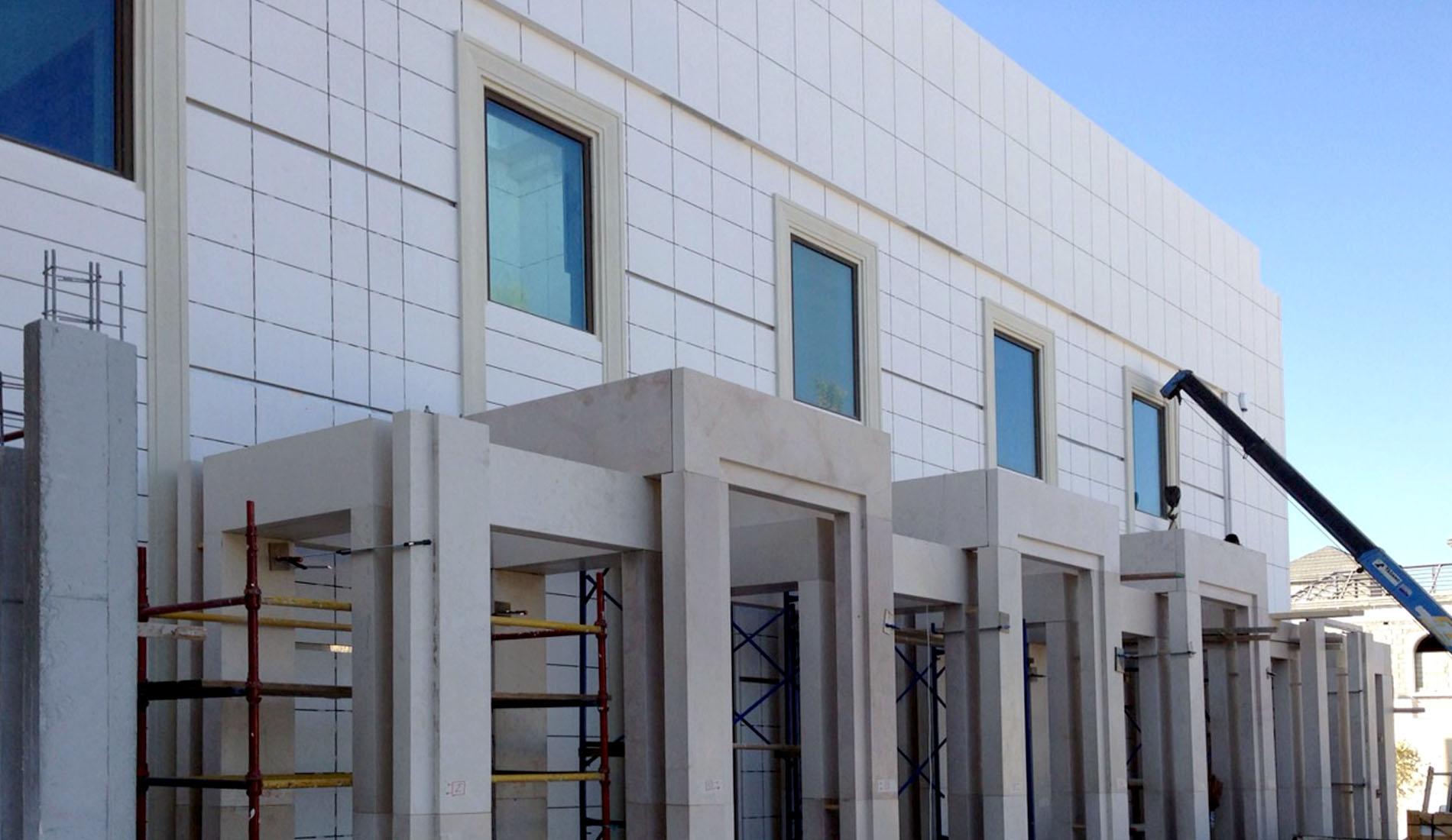 progetti marmi strada architettura 12