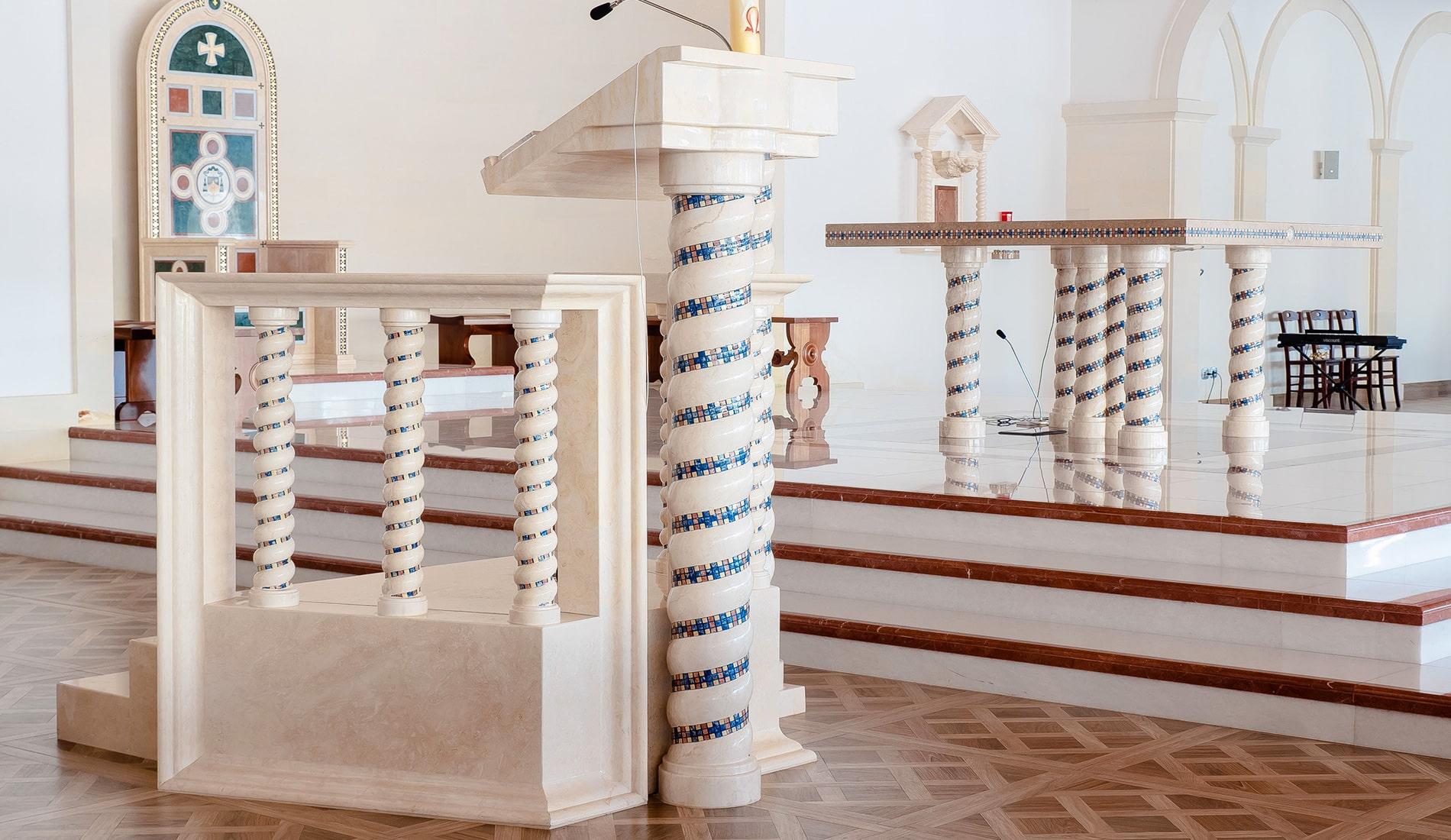 marmi strada villa castelli brindisi marmi graniti mosaici arte sacra architettura chiese