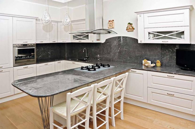 Top Cucina In Marmo Un Grande Classico Anche Per Cucine Moderne Marmi Strada